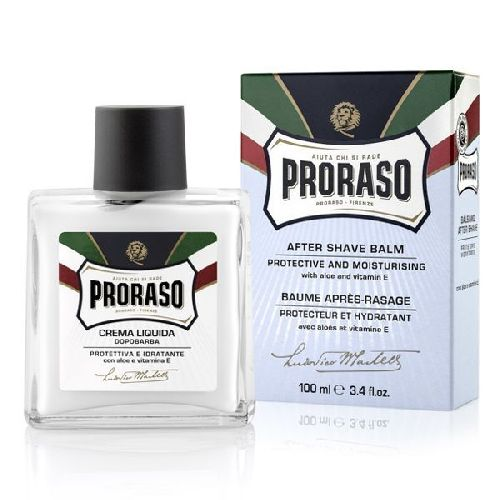 Imagen de After-shave bálsamo aloe/vitamina E Proraso 100ml